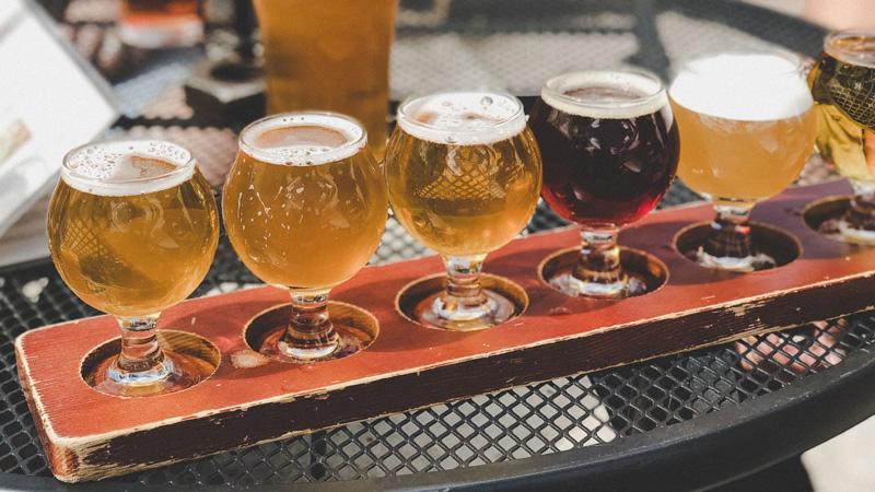 photo bières multiples