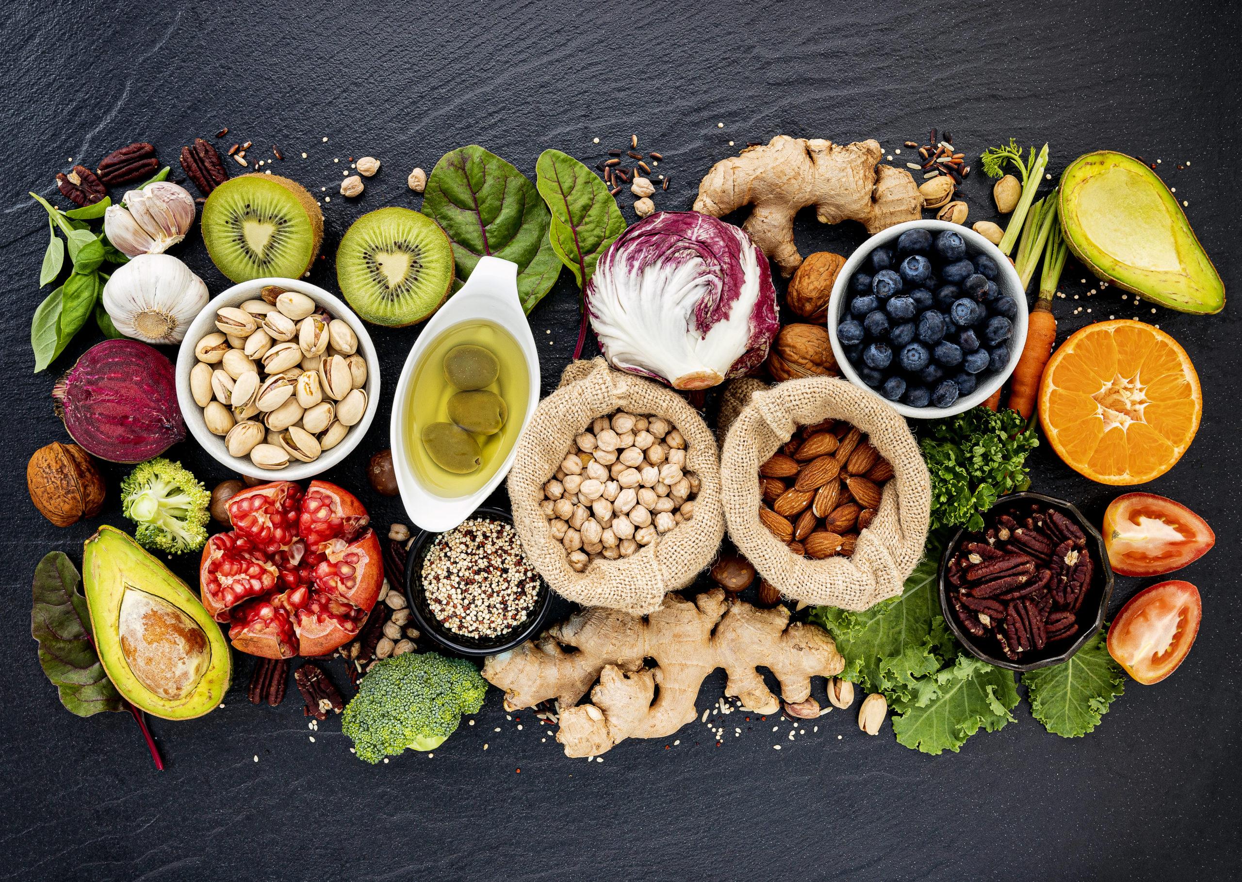 Ingrédients healthy