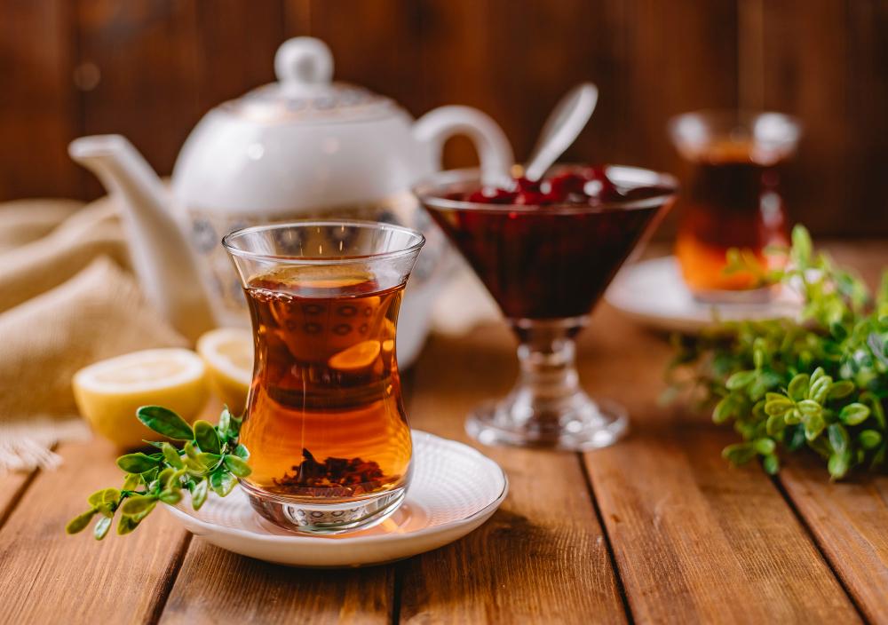 thé détox