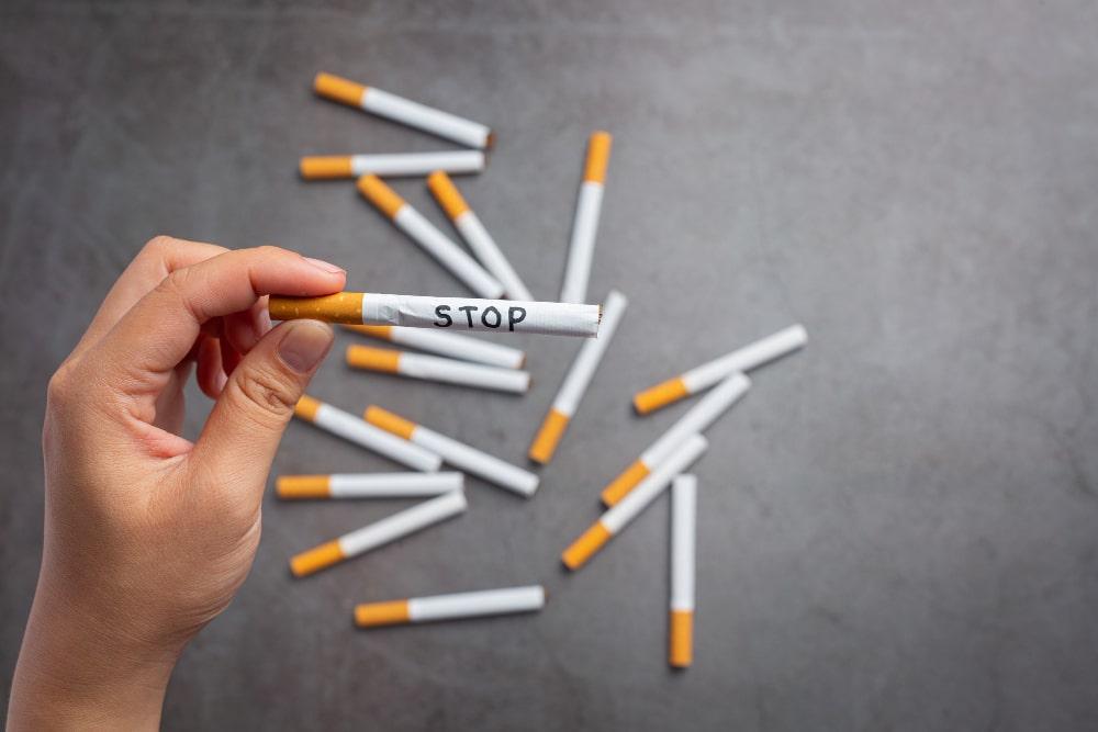 cigarette bandeau