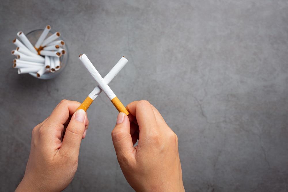 croix cigarette