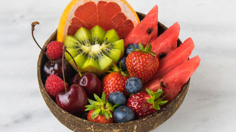 photo bol de fruits