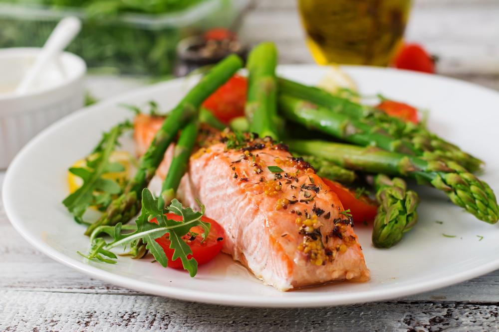 saumon-grillé